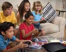 niños-jugando-videojuegos