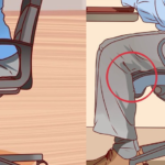 Un asiento de silla de oficina demasiado profundo impide el uso correcto del respaldo o provoca molestias en las piernas