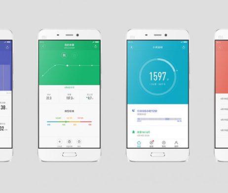 App Mi Band - Control Actividad - Ergonomik