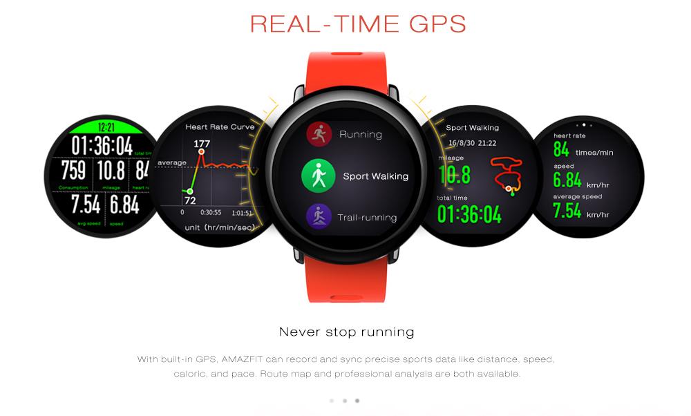 pantallas smartwatch - ergonomik