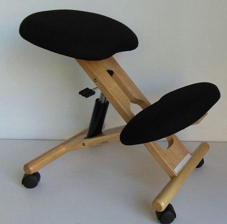 Silla ergon mica para ordenador postura de rodillas for Sillas ergonomicas para ordenador