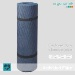 Colchoneta Estándar Suelo Yoga Gimnasia