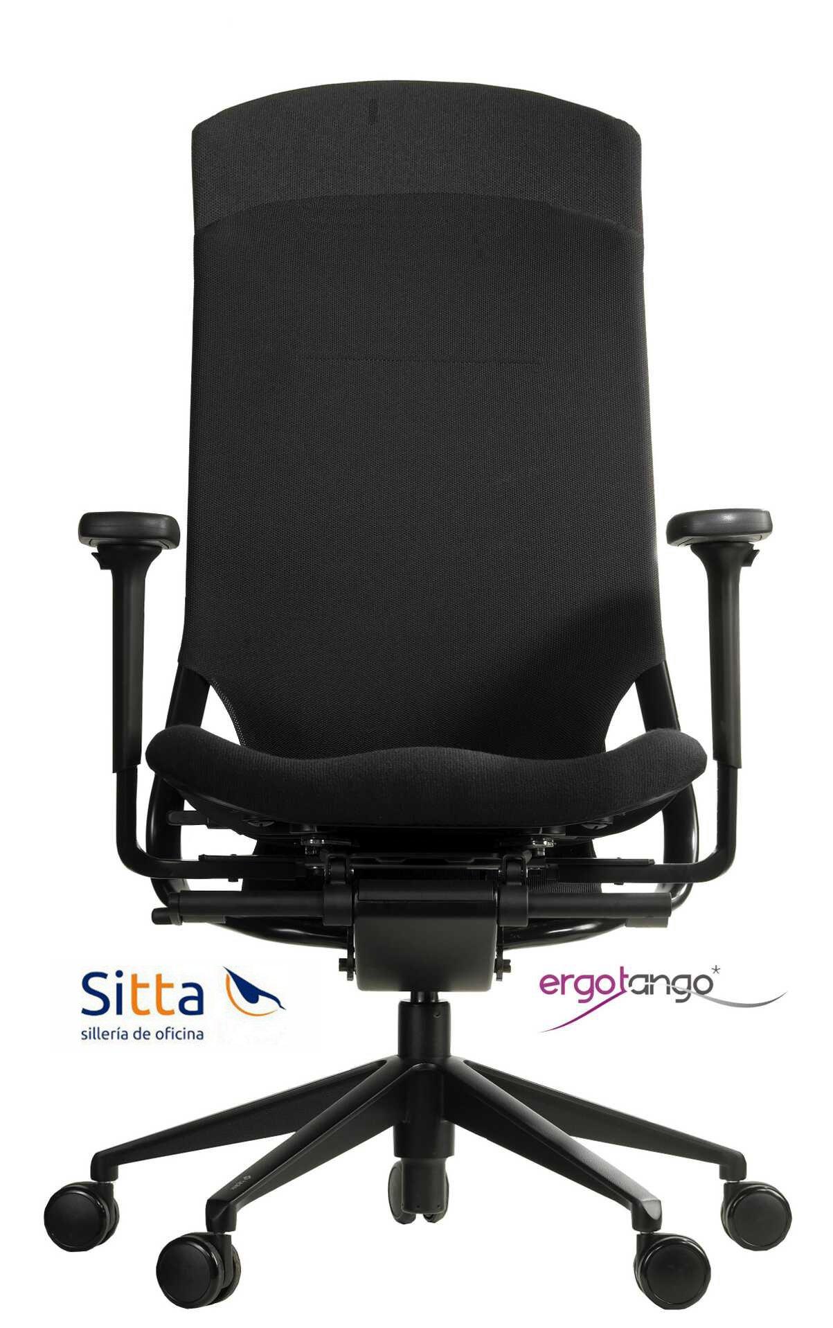 Silla ergon mica para ordenador ergotango ergonomik for Sillas de ordenador